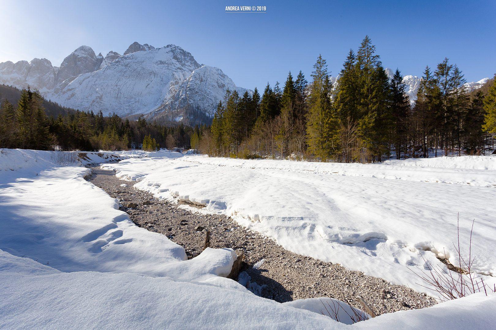 Val Saisera Wild Track